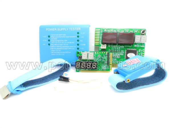 New Complete Essential PC Laptop Motherboard & Power PSU Repair ...