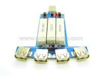 New USB Multi Function Resistors Test Kit with LEDs