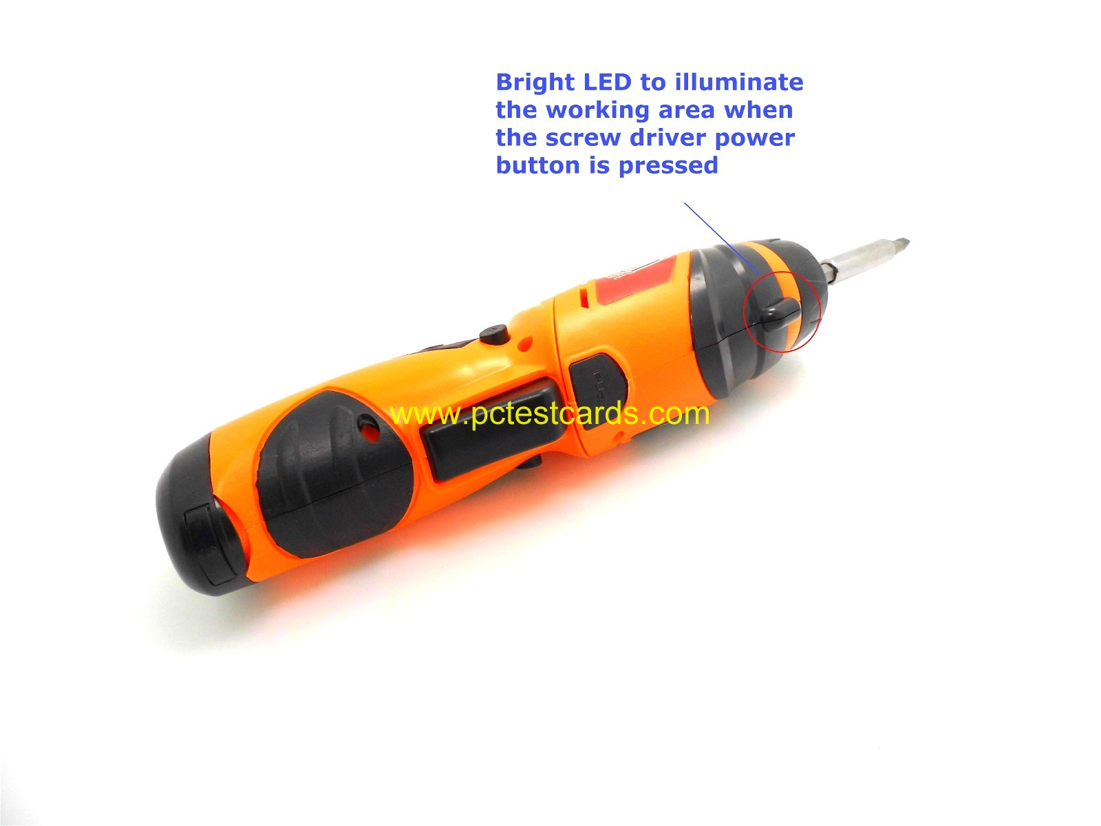 New Nice Computer Tech Essential Cordless Battery Powered Screwdriver